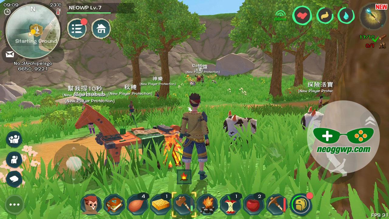 Utopia: Origin   Survival,MMO   NEO GGWP New Mobile Game ...